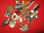 Orders, Medals, Badges