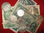 Монеты, банкноты, облигации