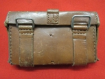 WWI Russian Imperial Army Mosin M1891, 7,62 Cal. Cavalry Ammo Pouch.