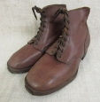 WWII Red Army US Lend Lease Ankle Boots.