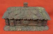Деревянная папиросница