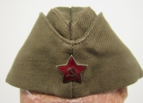 WWII Red Army ( RKKA ) M35 Type Wool Side Cap. Size 56.