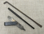 WWI Japanese Arisaka Rifle Cleaning Set.