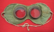 WWI Russian Imperial Army Protective Goggles.