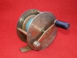 Vintage Spinning Reel DAM EFFZETT 495