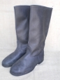 """WWII Type Soviet Army Artifficial Leather Long Boots """"KIRZACHI"""""""