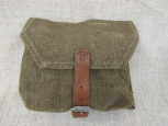Postwar Russian Canvas Pouch for F1 & RG-42 grenades.