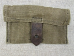 WWII Red Army Canvas Combined Pouch for Mosin and SVT.