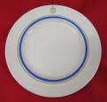 Vitage Soviet Navy Servise (VMF) Porcelain Dish.