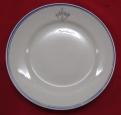 Prewar Soviet Navy Servise (RKVMF) Porcelain Dish