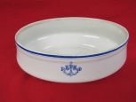 WWII Red Navy ( RKVMF) Porcelain Soup Dish