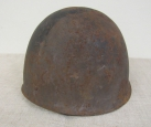 WWII Estonian Army Steel helmet. Extremely rare!