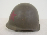WWII Red Army SCH-40 Steel Helmet.