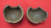 WWI British Mills №15 M1915 Hand Grenade Fragments. Battlefield Relic.