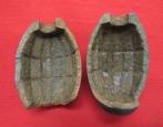 WWI British Mills №16 M1915 Hand Grenade Fragments. Battlefield Relic.