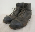 WWI British Army Infantry Ankle Boots. Size 44 (european)