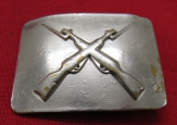 Vintage Soviet VOHR ( security servicce ) Belt Buckle