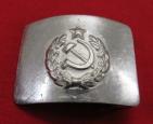 Vintage Soviet VOHR ( security servicce ) Belt Buckle