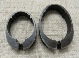 Rings For A Mosin Rifle Wood. Model 1891