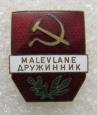 Дружинник (Malevlane)