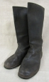 WWII Type Red Army Artifficial Leather ( KIRZACHI) boots.