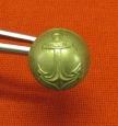 Russian/Soviet RKVMF ( Navy ) Buttons. D 18 mm.