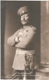 Kaiser Wilhelm II in a 85s Vyborg infantry regiment uniform. Rare postcard.