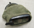 WWII Red Army ( RKKA ) DT-29 & DA MG Genuine Pocket for the Collecting of Shooted Rounds.