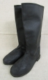 WWII Type Soviet Army Artifficial Lether High Boots. Period of 1970s. Size 46. Unused.