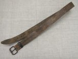 WWII Red Army ( RKKA ) Soldier's Leather Belt.