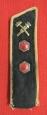 Soviet Prewar Period Rail Road ( NKPS ) Telegraph Service Collar Tab.
