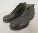 WWII Red Army Ankle Boots. RARE!