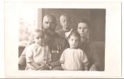 Солдат РИА с семьей