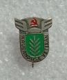 Soviet/Estonian Award badge