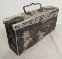 WWII German MG 34/42 Aluminum Ammo box.