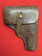 WWII Red Army Leather Holster For TK Pistol ( Tulskiy Korovin ) 6.35 Cal.