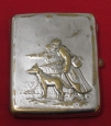 Soviet Cigarette Case