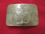 WWII Red Navy ( RKVMF) Belt Buckle.