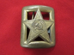 WWII Red Army (RKKA) High Rank Officer's Belt Buckle. Mod.1935.
