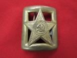 WWII Red Army (RKKA) High Rank Officer's Belt Buckle. Mod.1935.