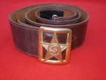 WWII Red Army (RKKA) High Rank Officer's Belt. Mod.1935.