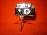 Зажигалка в форме фотоаппарата