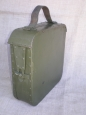 WWI Russian Imperial Army MAXIM MG Ammo Box