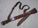 WWII Red Army (RKKA) Officer's Belt. Mod.1935.