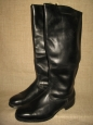 Soviet Army Officer's Leather Long Boots. Unused.