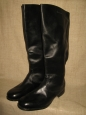 Soviet Army (SA) Officer's Long Boots. Size 42.
