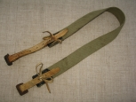 PPD, PPSH, PPS Submachine Gun Canvas Belt.