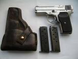 Deactivated Soviet TK Pistol (Tulskiy Korovin)