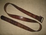 Genuine Red Army (RKKA)  Lend Lease Leather Waist Belt.
