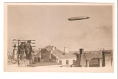 """Graph Zeppelin"" Over The Tallinn"